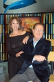 Gioia Botteghi/OMEGA 25/11/06ELISIR rai tre a partire da domenica 26/11/06nelle foto: MIchele Mirabella e Patrizia Schisa