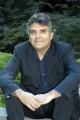 Gioia Botteghi/OMEGA 27/11/06Presentazione della serie televisiva CRIMINI su raidue, nelle foto lo scrittore Giancarlo De Cataldo