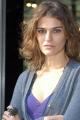 Gioia Botteghi/OMEGA 27/11/06Presentazione della serie televisiva CRIMINI su raidue, nelle foto gli attori della prima puntata: Claudia Zanella