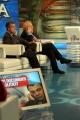 Gioia Botteghi/OMEGA 5/12/06PORTA A PORTA puntata del 5-12_06 nelle foto: Paolo Guzzanti durante la telefonata in diretta con Mario Sgaramella da Londra