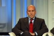 Gioia Botteghi/OMEGA 5/12/06PORTA A PORTA puntata del 5-12_06 nelle foto:   Sergio Rastrelli  l'avvocato di mario Sgaramella