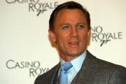 Gioia Botteghi/OMEGA 14/12/06Presentazione del fil CASINO' ROYALE nelle foto : Daniel Craig