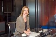 Gioia Botteghi/OMEGA 14/12/06Presentazione del nuovo direttore , Corradino Mineo e del nuovo studio di RAI NEWS 24, nelle foto:  Mariella Zezza