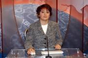 Gioia Botteghi/OMEGA 14/12/06Presentazione del nuovo direttore , Corradino Mineo e del nuovo studio di RAI NEWS 24, nelle foto: Vania De Luca
