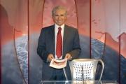 Gioia Botteghi/OMEGA 14/12/06Presentazione del nuovo direttore , Corradino Mineo e del nuovo studio di RAI NEWS 24,