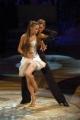 Gioia Botteghi/OMEGA 3/12/06 Puntata finale di BALLANDO CON LE STELLE nelle foto  Martina Pinto e Umberto Gaudino IV classificati