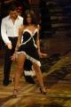Gioia Botteghi/OMEGA 3/12/06 Puntata finale di BALLANDO CON LE STELLE nelle foto Pamela Camassa Angelo Madonia II classificati
