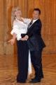 Gioia Botteghi/OMEGA 16/09/06 BALLANDO CON LE STELLE prima punta, nelle foto:  Milly Carlucci e Paolo Belli
