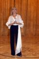Gioia Botteghi/OMEGA 16/09/06 BALLANDO CON LE STELLE prima punta, nelle foto:  Milly Carlucci