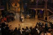 Gioia Botteghi/OMEGA 16/09/06 BALLANDO CON LE STELLE prima punta, nelle foto:  lo studio
