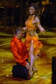 Gioia Botteghi/OMEGA 16/09/06 BALLANDO CON LE STELLE prima punta, nelle foto:  Biagio Izzo e Samanta Togni
