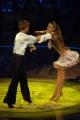 Gioia Botteghi/OMEGA 16/09/06 BALLANDO CON LE STELLE prima punta, nelle foto:  Martina Pinto e Umberto Gaudino