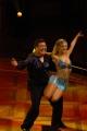 Gioia Botteghi/OMEGA 16/09/06 BALLANDO CON LE STELLE prima puntata, nelle foto: Rodolfo Laganà e Hildegard Salvatore
