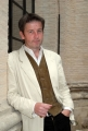 OMEGA/Gioia Botteghi 30/05/07Festival delle letterature a Roma nelle foto Lo scrittore Robert McLiam Wilson
