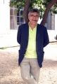 OMEGA/Gioia Botteghi 6/06/07Festival delle letterature a Roma nelle foto Lo scrittore Giancarlo De Cataldo