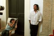 OMEGA/Gioia Botteghi 20/06/07Festival delle letterature a Roma nelle foto Lo scrittore VIKRAM CHANDRA