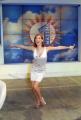 OMEGA/Gioia Botteghi 25/06/07Uno Mattina estate,  La presentatrice Veronica Maya
