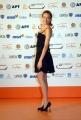 OMEGA/Gioia Botteghi 2/07/07ROMA FICTION FEST presentazione del film MA IL CIELO é SEMPRE PIU BLU, nelle foto: Laura Chiatti con un vestito di Valentino