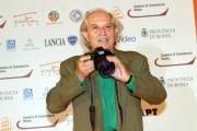 OMEGA/Gioia Botteghi 3/07/07Roma Fiction Fest presentazione del fil tv CARAVAGGIO, nelle foto: Vittorio Storaro