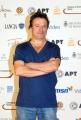OMEGA/Gioia Botteghi 5/07/07Roma Fiction Fest Presentazione del film L'Affaire Ben Barka, nelle foto: il protagonista Atmen Kelif con il regista Jeanne Pierre Sinapi
