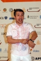 OMEGA/Gioia Botteghi 5/07/07Roma Fiction Fest Presentazione del film L'Affaire Ben Barka, nelle foto: il protagonista Atmen Kelif