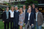 13/09/07 Presentazione della nuova serie televisiva IL CAPITANO 2 nelle foto il cast