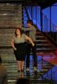 15/09/07 Gioia Botteghi/OMEGA Prima puntata di IL TRENO DEI DESIDERI condotto da Antonelle Clerici con lei nella foto: Zac Efron e Nikki Blonsky