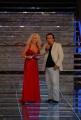 15/09/07 Gioia Botteghi/OMEGA Prima puntata di IL TRENO DEI DESIDERI condotto da Antonelle Clerici con lei nella foto Al Bano