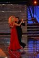 15/09/07 Gioia Botteghi/OMEGA Prima puntata di IL TRENO DEI DESIDERI condotto da Antonelle Clerici con lei nelle foto il ballerino di tango Michel Angel Zotto