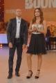 30/09/07 OMEGA/Gioia BotteghiPrima puntata di Buona Domenica , nelle foto Perego e Bettarini