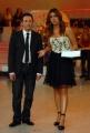30/09/07 OMEGA/Gioia BotteghiPrima puntata di Buona Domenica , nelle foto P. Braida con Perego