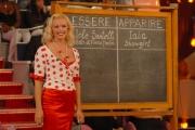30/09/07 OMEGA/Gioia BotteghiPrima puntata di Buona Domenica , nelle foto Katrina la russa new entry della trasmissione