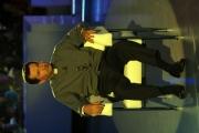 30/09/07 OMEGA/Gioia BotteghiPrima puntata di Buona Domenica , nelle foto  Don Sante Sguotti il parroco della Provincia di Abano