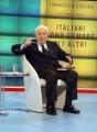 foto:IPP/Gioia BotteghiRoma Francesco Cossiga, ultima apparizione in tv domenica in 2007