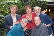 11/10/07 presentazione del programma PARLA CON ME con Serena Dandini, Dario Vergassola, Andrea Rivera, Ascanio Celestini, la Banda Osiris