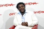 23/10/07 Festa del cinema di Roma presentazione del film Pride- nelle foto: il regista SUNU Gonera