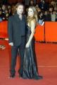 23/10/07Festa del cinema di Roma, tappeto rosso, nelle foto: Lola Ponce con fidanzato