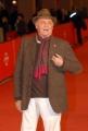 23/10/07Festa del cinema di Roma, tappeto rosso, nelle foto: Renzo Arbore