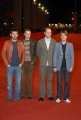 23/10/07 Festa del cinema di Roma presentazione del film HEIMA nelle foto il gruppo musicale Islandese dei Sigur Ros
