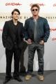24/10/07 festa del cinema di Roma, presentazione del film di Sean Penn INTO THE WILD nelle foto :Emile Hirsch