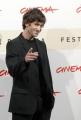 24/10/07 festa del cinema di Roma, presentazione del film L UOMO PRIVATO nelle foto:  Mia Benedetta,
