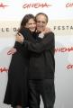 24/10/07 festa del cinema di Roma, presentazione del film -La terza madre- Asia Argento, Dario Argento