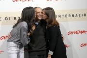 24/10/07 festa del cinema di Roma, presentazione del film -La terza madre- Asia argento e Moran Atias con Dario Argento