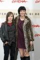 26/10/07 festa del cinema di Roma, presentazione del film Juno- nelle foto: la scrittrice e sceneggiatrice Diablo Cody con l'attrice Ellen Page