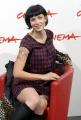 26/10/07 festa del cinema di Roma, presentazione del film Juno- nelle foto: la scrittrice e sceneggiatrice Diablo Cody