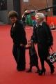 26/10/07 Festa del cinema di Roma presentazione del film COME D'INCANTO Anna e Carla Fendi con nipotina