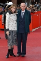 26/10/07 Festa del cinema di Roma presentazione del film COME D'INCANTO Dado Ruspoli e signora