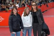 26/10/07 Festa del cinema di Roma presentazione del film COME D'INCANTO barbara palombelli e due nipoti