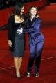 26/10/07 festa del cinema di Roma, presentazione del film THINGS WE LOST IN THE FIRE nelle foto: Halle Berry e la regista Susanne Bier