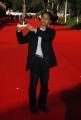 28/10/07 Festa del cinema di Roma nelle foto i premiati: premio speciale della giuria al film HAFEZ ritira il premio il produttore Yudi Sadai